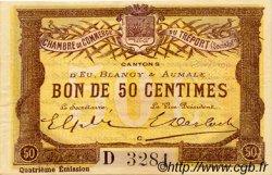 50 Centimes FRANCE régionalisme et divers LE TRÉPORT 1916 JP.071.13 TTB à SUP