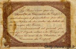 50 Centimes FRANCE régionalisme et divers LE TRÉPORT 1916 JP.071.13 TB