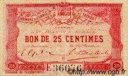 25 Centimes FRANCE régionalisme et divers LE TRÉPORT 1916 JP.071.16 TTB à SUP