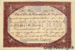 50 Centimes FRANCE régionalisme et divers Le Tréport 1916 JP.071.17 SPL à NEUF