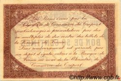50 Centimes FRANCE régionalisme et divers Le Tréport 1916 JP.071.21 TTB à SUP