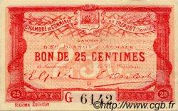 25 Centimes FRANCE régionalisme et divers LE TRÉPORT 1916 JP.071.23 TTB à SUP