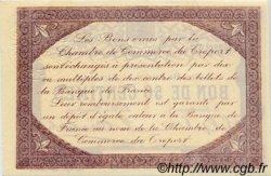 50 Centimes FRANCE régionalisme et divers LE TRÉPORT 1916 JP.071.24 SPL à NEUF