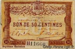 50 Centimes FRANCE régionalisme et divers Le Tréport 1916 JP.071.28 TB