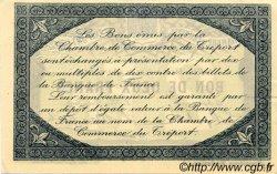 2 Francs FRANCE régionalisme et divers Le Tréport 1916 JP.071.30 TTB à SUP