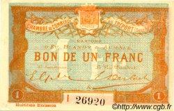 1 Franc FRANCE régionalisme et divers Le Tréport 1916 JP.071.33 SPL à NEUF