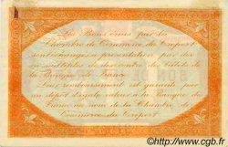 1 Franc FRANCE régionalisme et divers LE TRÉPORT 1916 JP.071.33 TTB à SUP