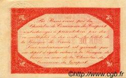 25 Centimes FRANCE régionalisme et divers Le Tréport 1918 JP.071.39 TTB à SUP