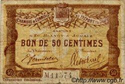 50 Centimes FRANCE régionalisme et divers LE TRÉPORT 1920 JP.071.48 TB