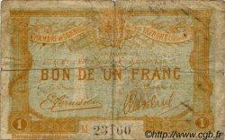 1 Franc FRANCE régionalisme et divers LE TRÉPORT 1920 JP.071.50 TB