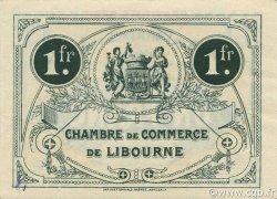 1 Franc FRANCE régionalisme et divers LIBOURNE 1920 JP.072.33 SPL à NEUF