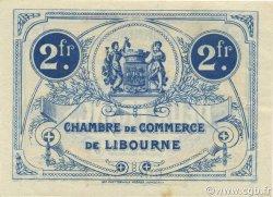 2 Francs FRANCE régionalisme et divers LIBOURNE 1920 JP.072.34 SPL à NEUF