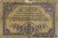 1 Franc FRANCE régionalisme et divers Limoges 1914 JP.073.10 TB