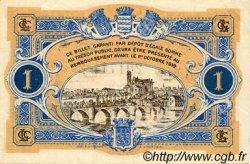 1 Franc FRANCE régionalisme et divers Limoges 1919 JP.073.22 TB