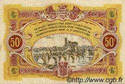 50 Centimes FRANCE régionalisme et divers Limoges 1918 JP.073.23 TTB à SUP