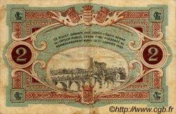 2 Francs FRANCE régionalisme et divers Limoges 1918 JP.073.25 TB