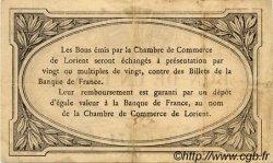 1 Franc FRANCE régionalisme et divers LORIENT 1915 JP.075.02 TB