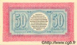 50 Centimes FRANCE régionalisme et divers LURE 1915 JP.076.01 SPL à NEUF