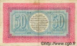 50 Centimes FRANCE régionalisme et divers LURE 1915 JP.076.01 TTB à SUP