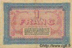 1 Franc FRANCE régionalisme et divers LURE 1915 JP.076.07 TTB à SUP