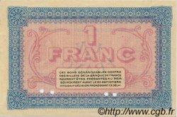 1 Franc FRANCE régionalisme et divers LURE 1915 JP.076.11 TTB à SUP