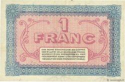 1 Franc FRANCE régionalisme et divers LURE 1915 JP.076.15 TTB à SUP