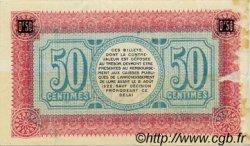 50 Centimes FRANCE régionalisme et divers Lure 1917 JP.076.19 TB