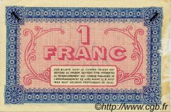 1 Franc FRANCE régionalisme et divers LURE 1917 JP.076.23 TB