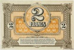 2 Francs FRANCE régionalisme et divers Lure 1918 JP.076.30 TTB à SUP