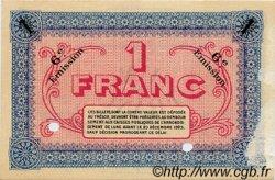 1 Franc FRANCE régionalisme et divers Lure 1920 JP.076.38 TB