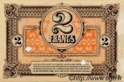 2 Francs FRANCE régionalisme et divers LURE 1920 JP.076.40 TTB à SUP