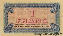 1 Franc FRANCE régionalisme et divers Lyon 1914 JP.077.01 TTB à SUP