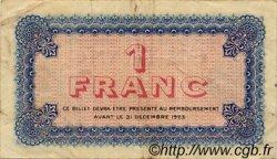 1 Franc FRANCE régionalisme et divers LYON 1920 JP.077.23 TTB à SUP