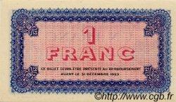1 Franc FRANCE régionalisme et divers Lyon 1921 JP.077.25 SPL à NEUF