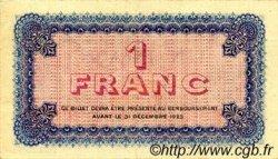 1 Franc FRANCE régionalisme et divers Lyon 1921 JP.077.25 TTB à SUP