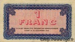 1 Franc FRANCE régionalisme et divers Lyon 1922 JP.077.27 TTB à SUP