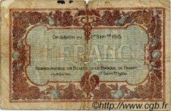 50 Centimes FRANCE régionalisme et divers MACON, BOURG 1915 JP.078.07 TB