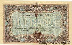 1 Franc FRANCE régionalisme et divers Macon, Bourg 1915 JP.078.08 TTB à SUP