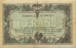 1 Franc FRANCE régionalisme et divers Macon, Bourg 1917 JP.078.10 TB