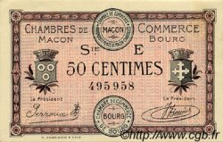 50 Centimes FRANCE régionalisme et divers MACON, BOURG 1920 JP.078.11 SPL à NEUF