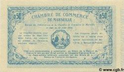 50 Centimes FRANCE régionalisme et divers Marseille 1914 JP.079.01 SPL à NEUF
