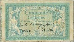 50 Centimes FRANCE régionalisme et divers MARSEILLE 1914 JP.079.01 TB