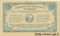 1 Franc FRANCE régionalisme et divers MARSEILLE 1914 JP.079.11 SPL à NEUF