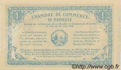 1 Franc FRANCE régionalisme et divers Marseille 1914 JP.079.11 TTB à SUP