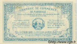 2 Francs FRANCE régionalisme et divers MARSEILLE 1914 JP.079.18 TTB à SUP