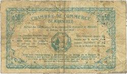 50 Centimes FRANCE régionalisme et divers Marseille 1914 JP.079.27 TB