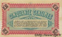 50 Centimes FRANCE régionalisme et divers Mende 1917 JP.081.02 TTB à SUP