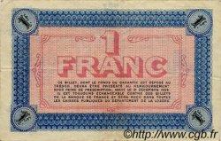 1 Franc FRANCE régionalisme et divers Mende 1917 JP.081.03 TTB à SUP