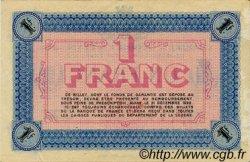 1 Franc FRANCE régionalisme et divers Mende 1917 JP.081.04 TTB à SUP