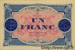 1 Franc FRANCE régionalisme et divers MONT-DE-MARSAN 1917 JP.082.21 TTB à SUP